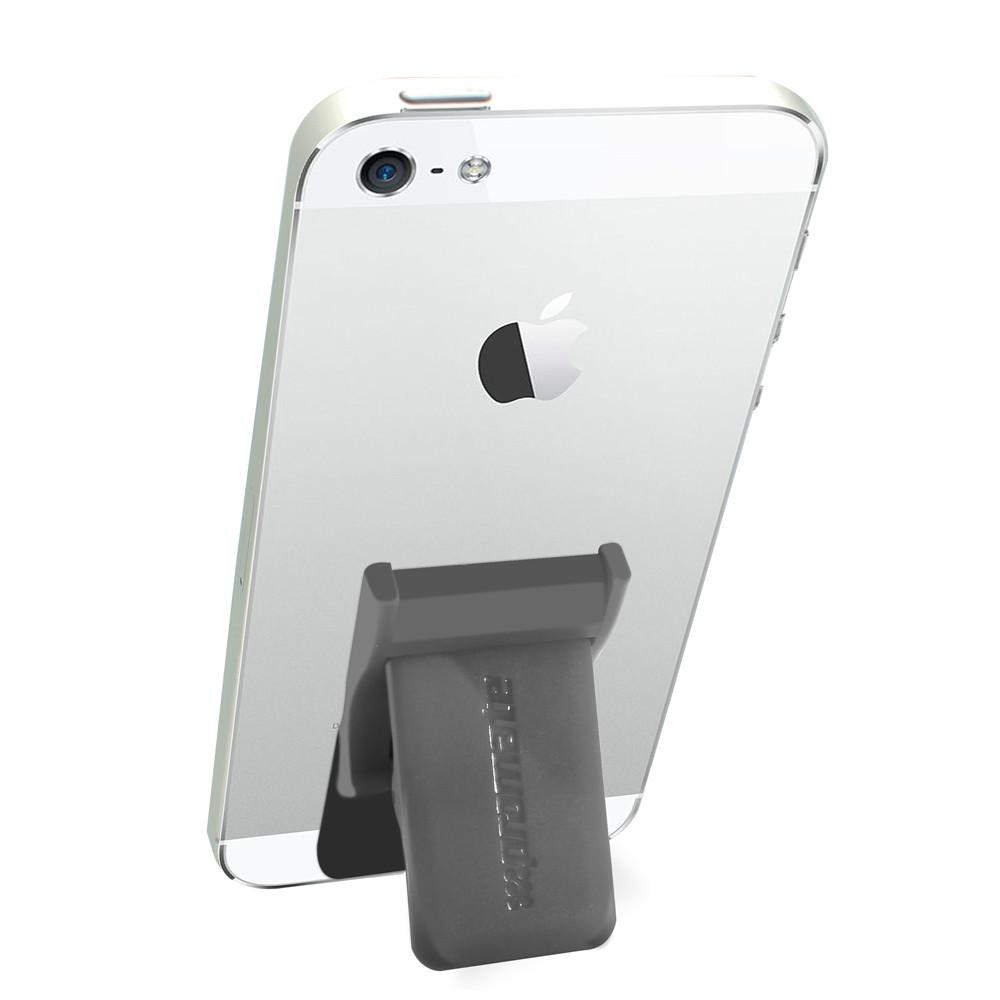 PROMATE  SECURE SELFIE FOR SMARTPHONES  GRIP MATE.GREY