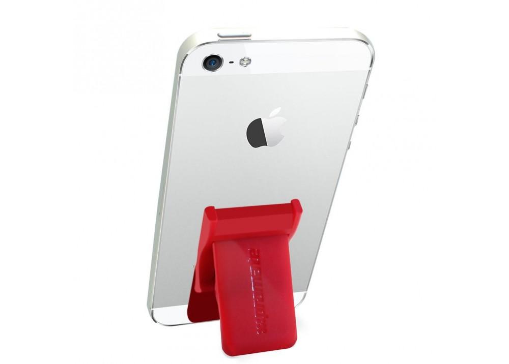 PROMATE  SECURE SELFIE FOR SMARTPHONES  GRIP MATE.MAROON