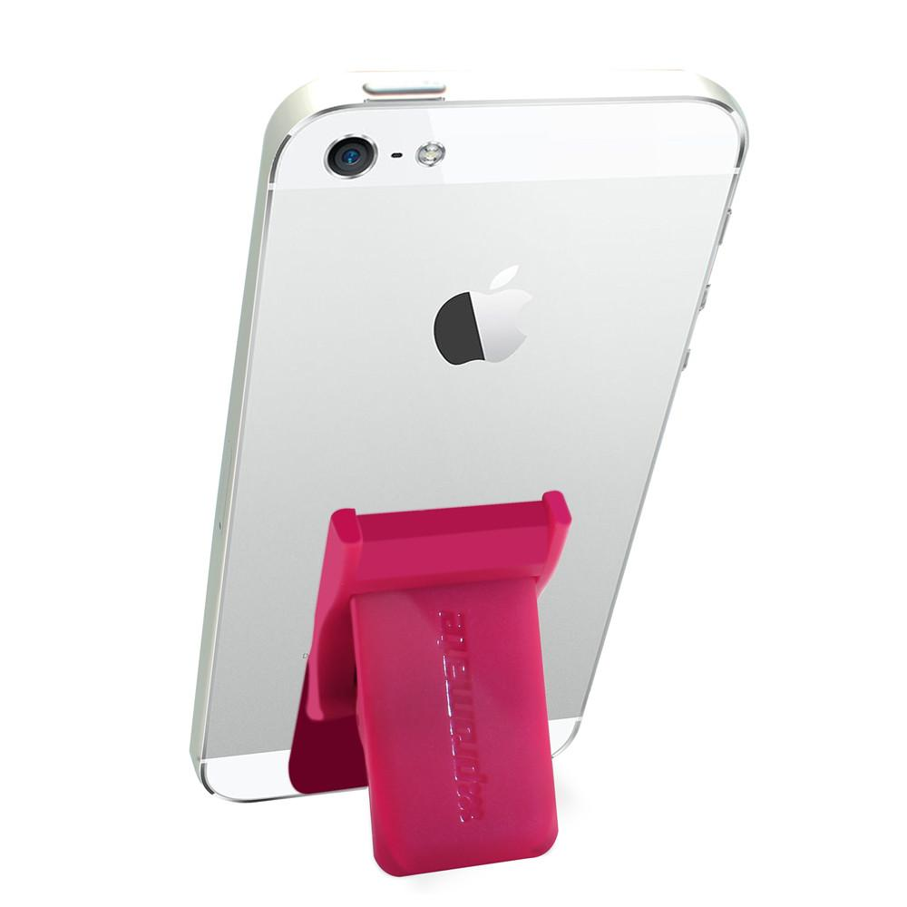 PROMATE  SECURE SELFIE FOR SMARTPHONES  GRIP MATE.PINK