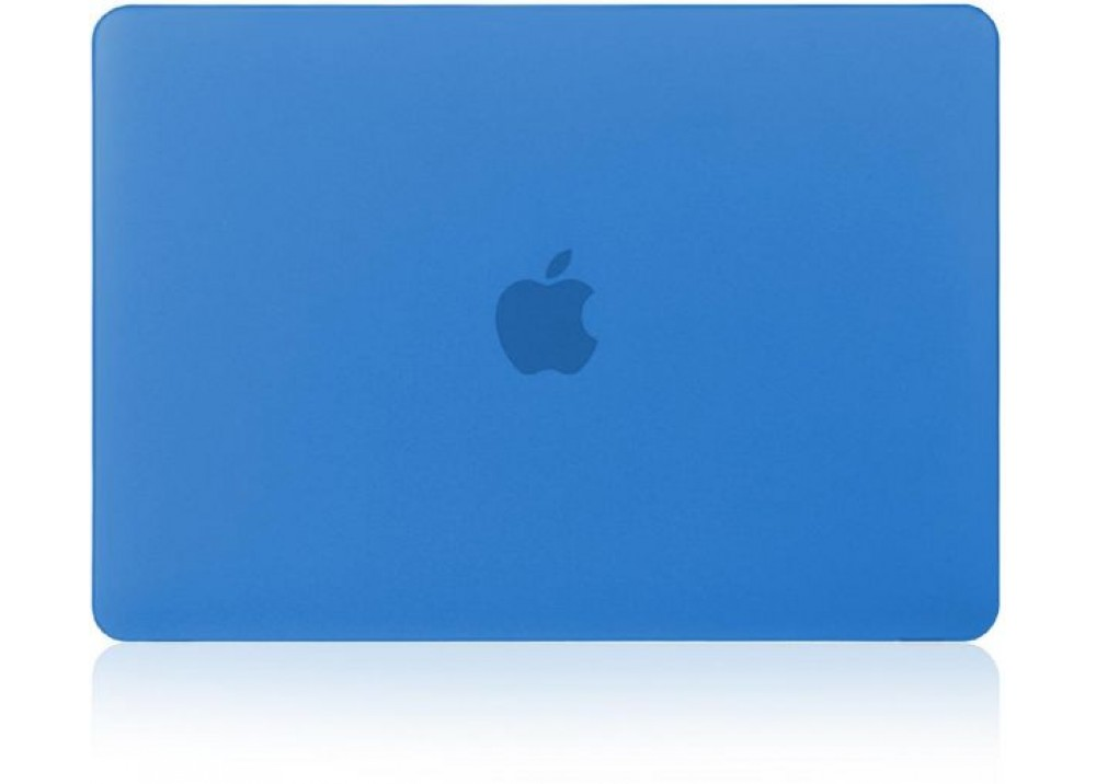 """PROMATE COVER FOR APPLE LAPTOP SHELLCASE 15"""" BLUE"""