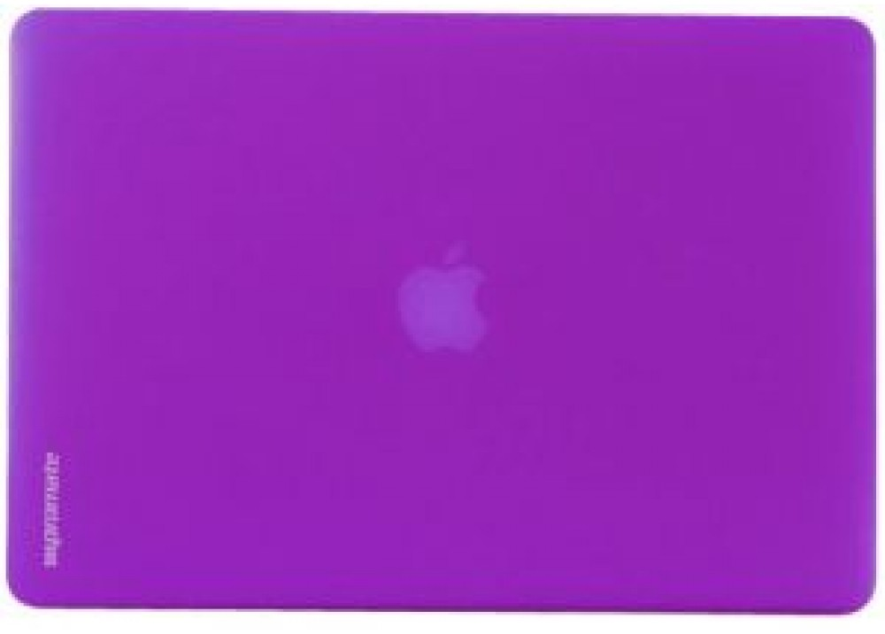 "PROMATE COVER FOR APPLE LAPTOP MACSHELL-PRO 15"" PURPLE"