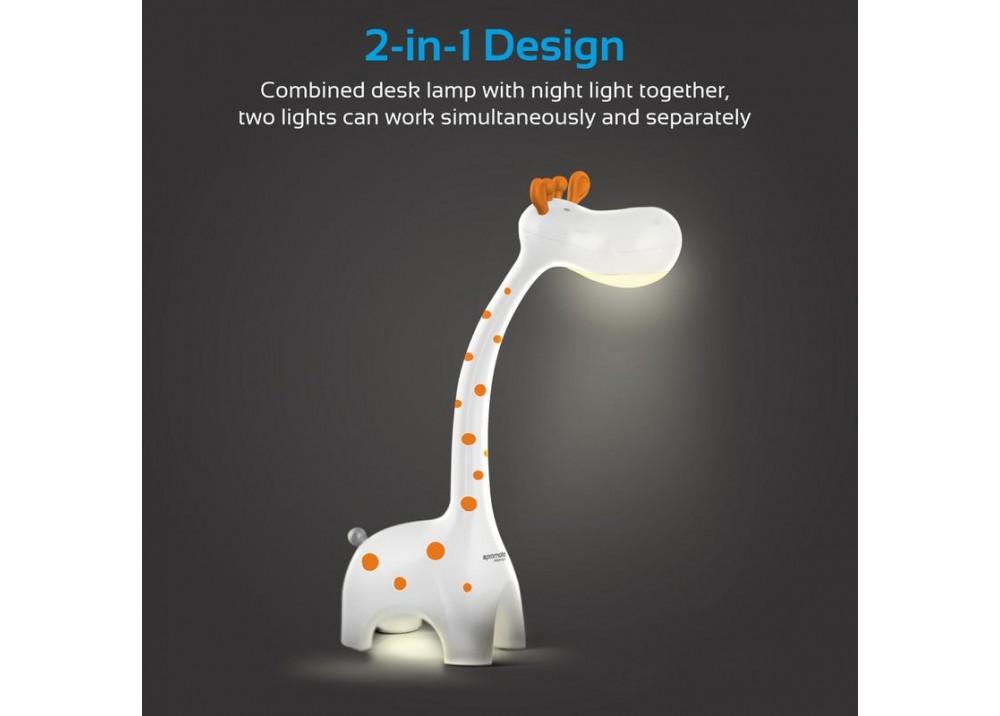PROMATE NIGHT LED LAMP MELMAN FOR KIDS 6W WHITE