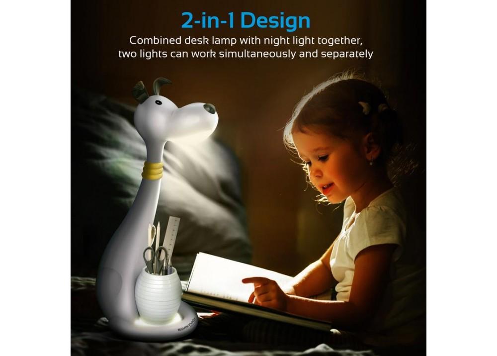 PROMATE NIGHT LED LAMP GOOFY FOR KIDS 6W WHITE