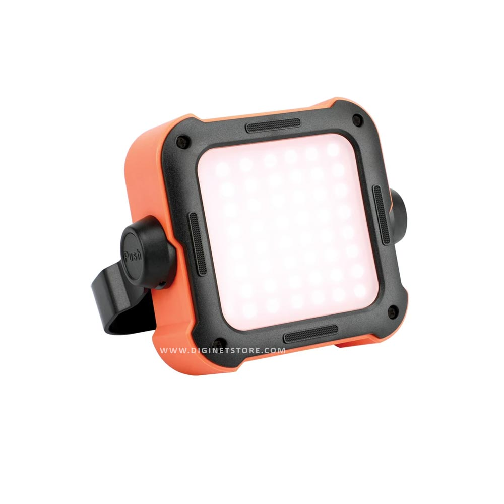 PROMATE LED LIGHT AND POWER BANK TREKMATE-1 ORANGE