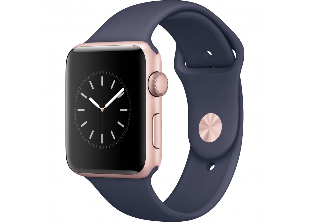 APPLE WATCH SERIES 2 42 MM ROSE MIDNIGHT BLUE
