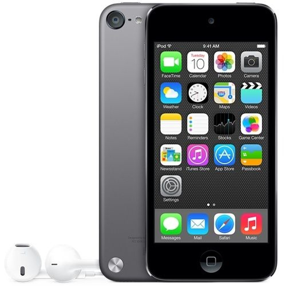 APPLE IPOD TOUCH  6TH 32G BLACK