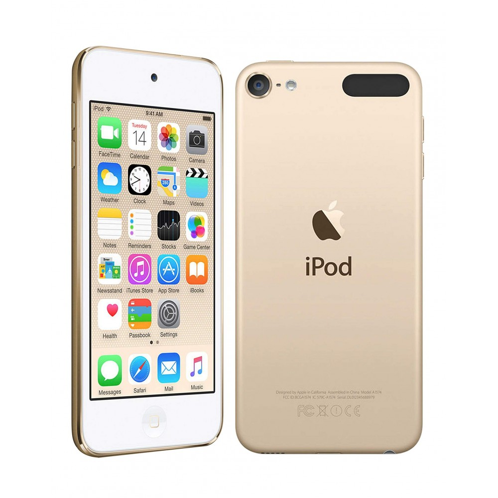 APPLE IPOD TOUCH  6TH 32G GOLD