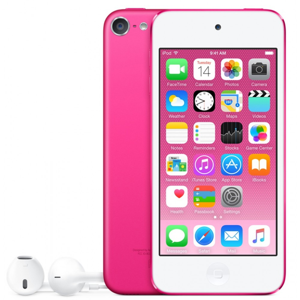 APPLE IPOD TOUCH  6TH 32G PINK