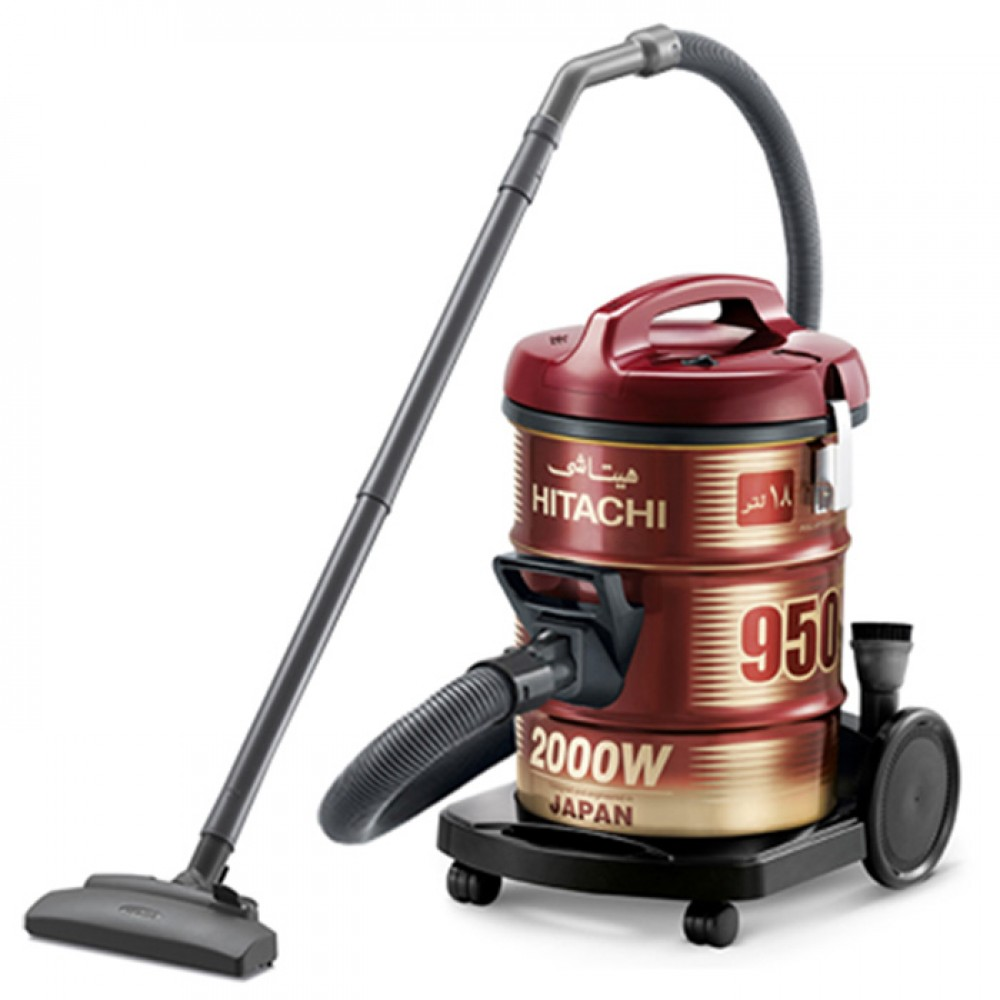 HITACHI VACUUM CLEANER CV950Y24CBSWR 2000W RED