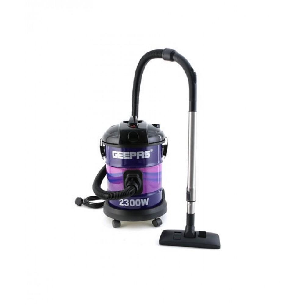 GEEPAS VACUUM CLEANER GVC2588 2300W BLACK & PINK