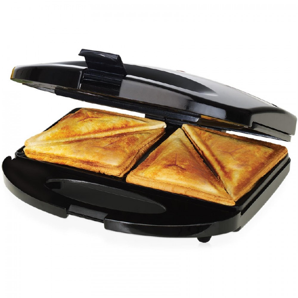 BLACK & DECKER SANDWICH MAKER TS1000-B5 600W BLACK