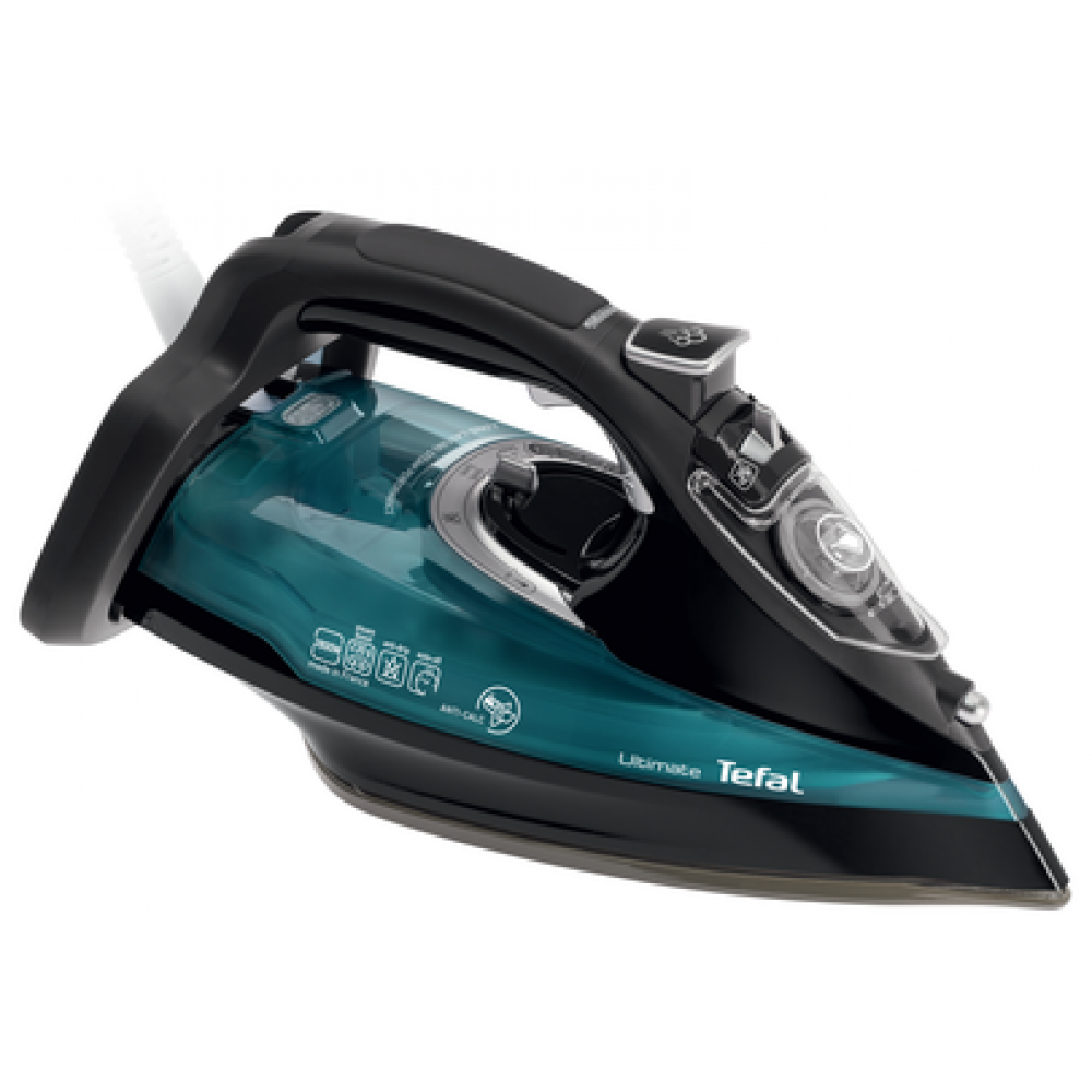 TEFAL HAND STEAM IRON FV9745 2800W BLACK