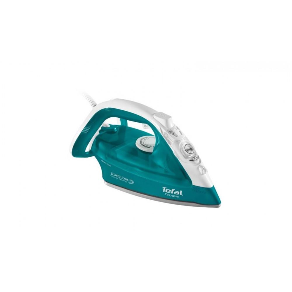 TEFAL HAND STEAM IRON FV3965 2400W GREEN