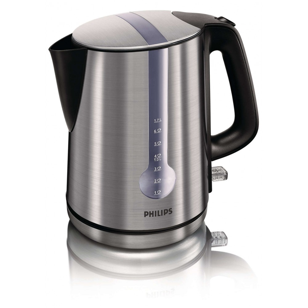 PHILIPS KETTLE HD4670 2400W 1.7L SILVER