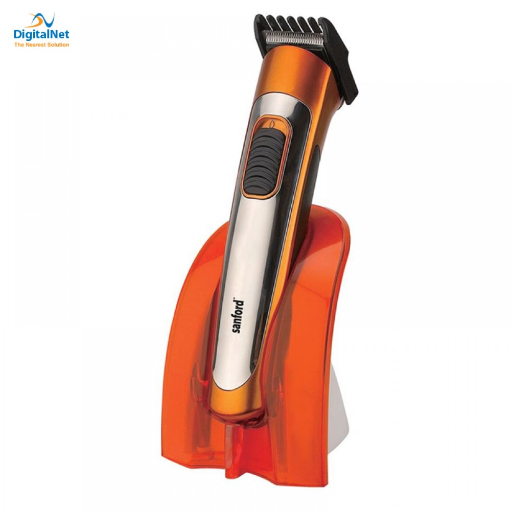 SANFORD HAIR CLIPPER SF9610HC RECHARGEABLE ORANGE