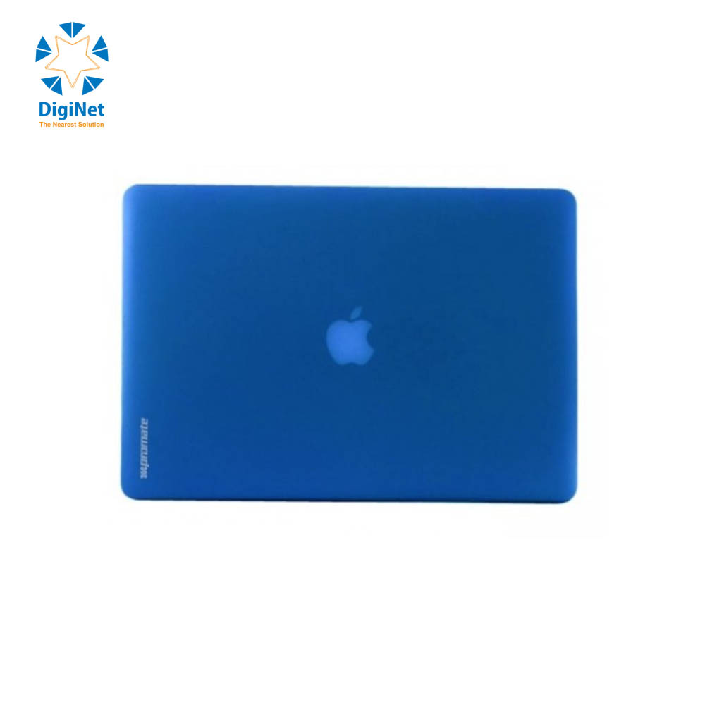 PROMATE COVER FOR APPLE LAPTOP MacShell-12.BLUE