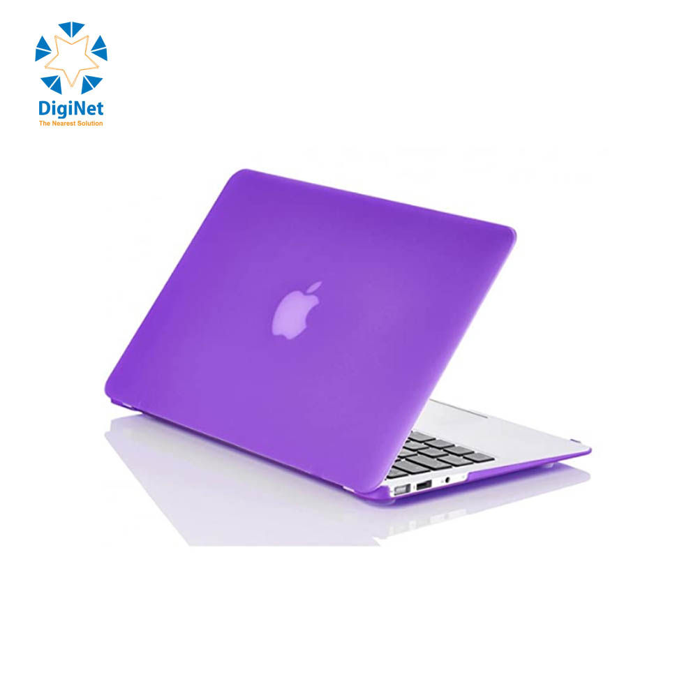 PROMATE COVER FOR APPLE LAPTOP MacShell-12 PURPLE