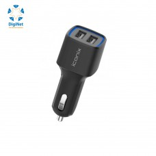 ايكونكس USB CAR CHARGER IC- CC1712 - 3.4 MAH - AUTO - V8