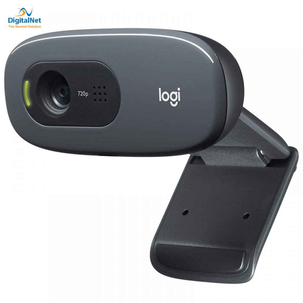 LOGITECH WEBCAM C270 HD DARK GRAY