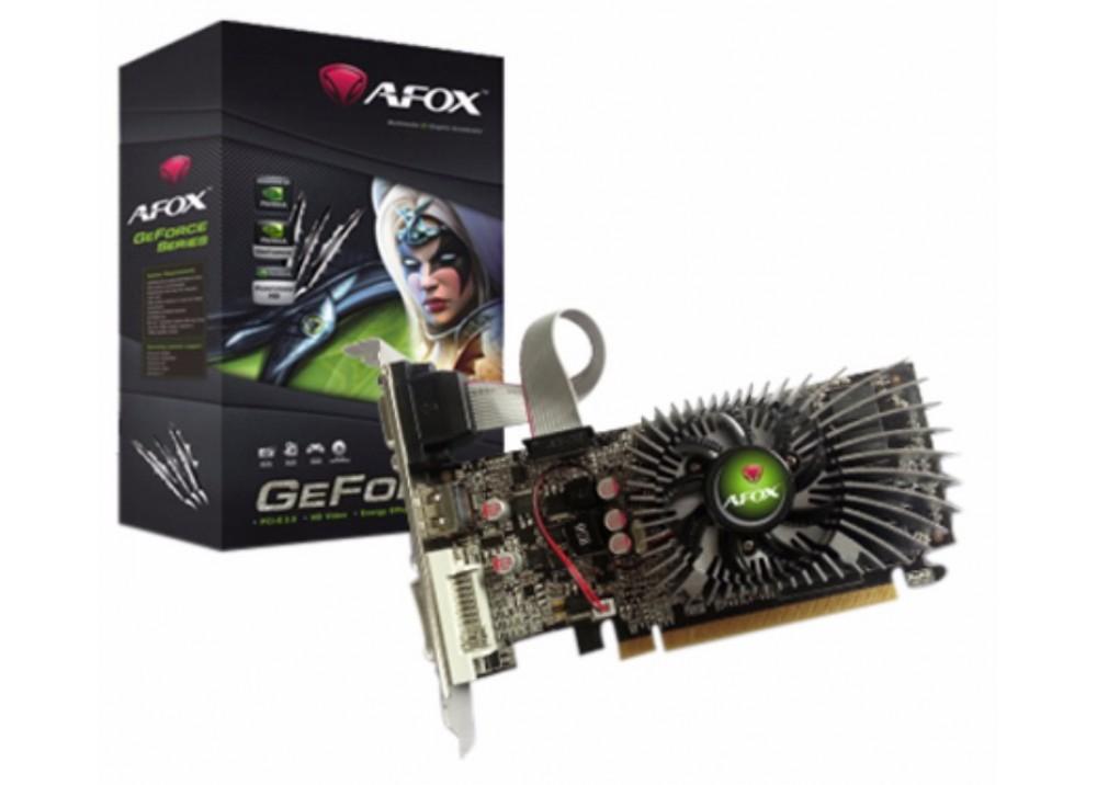 AFOX NVIDIA GEFORCE 730 4GB 128 BIT DDR3