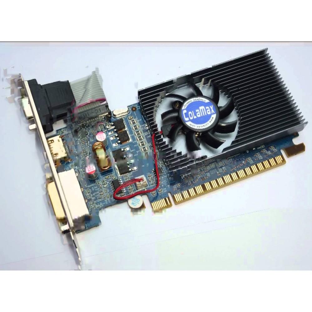 AFOX GRAPHIC CARD NVIDIA GEFORCE GT610 2GB 64BIT DDR3