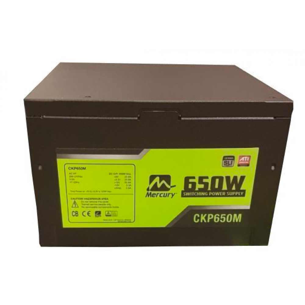 MERCURY POWER SUPPLY CKP-650M 650W