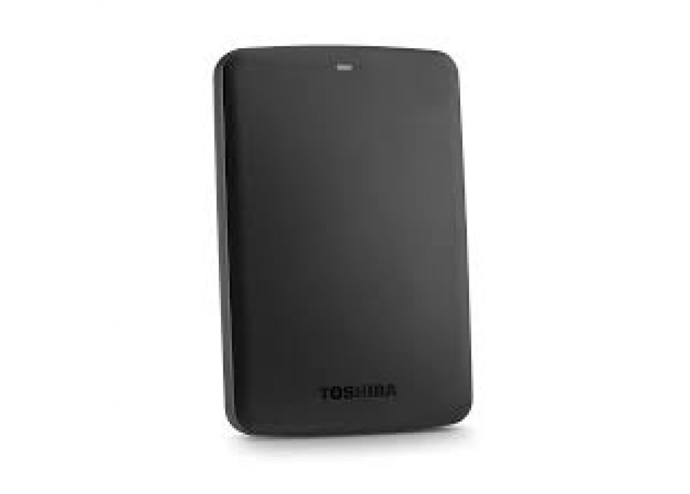 TOSHIBA CANVIO BASICS EXTERNAL HARD DISK 2TB BLACK