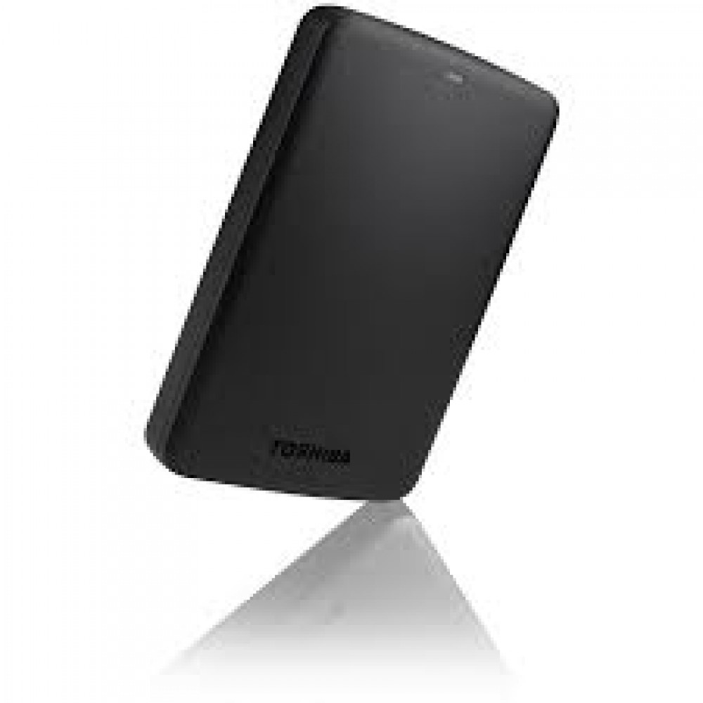 TOSHIBA CANVIO BASICS EXTERNAL HARD DISK 2TB BLACK