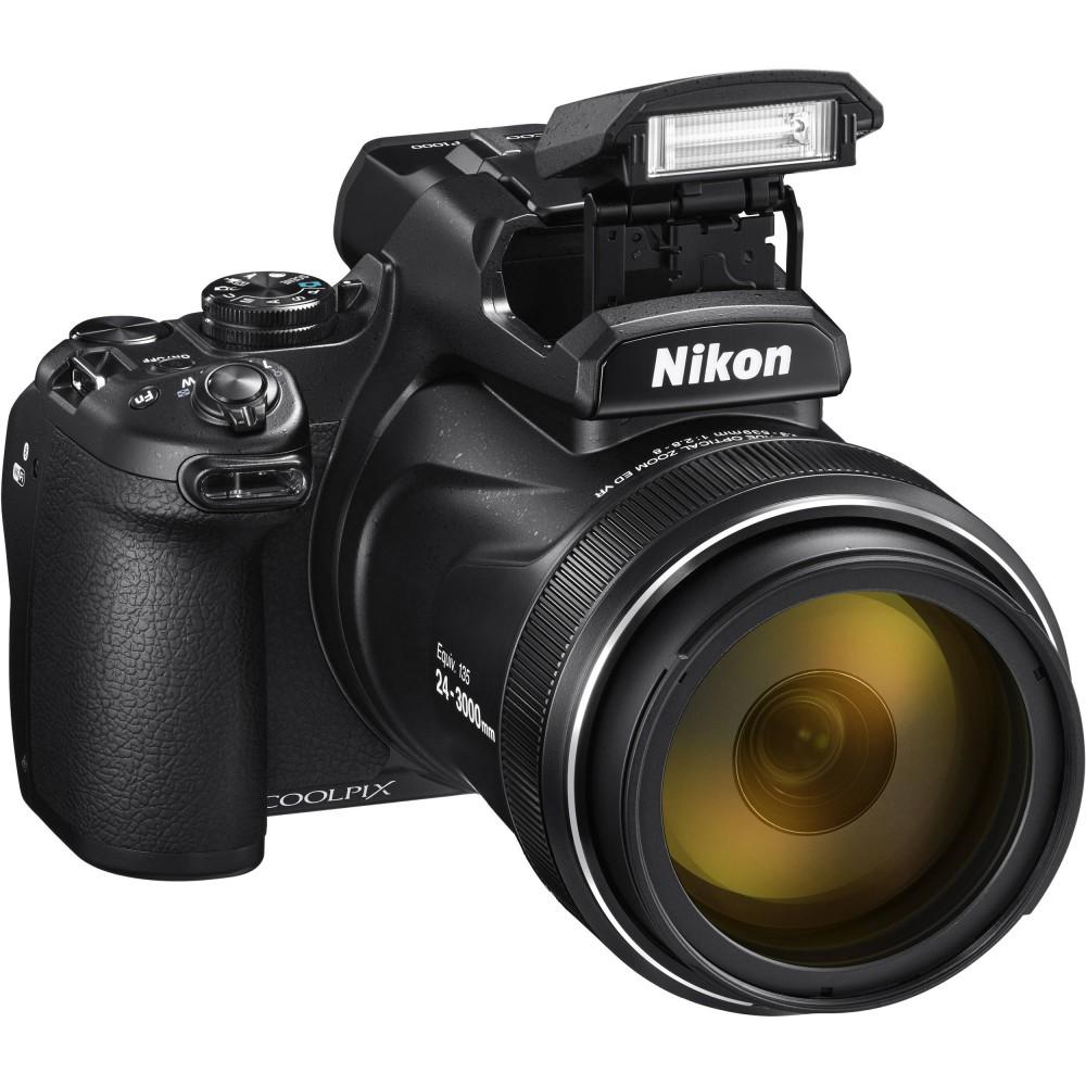NIKON DIGITAL CAMERA COOLPIX P1000 BLACK