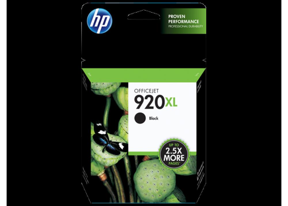 HP 920XL BLACK ORIGINAL INK CARTRIDGE