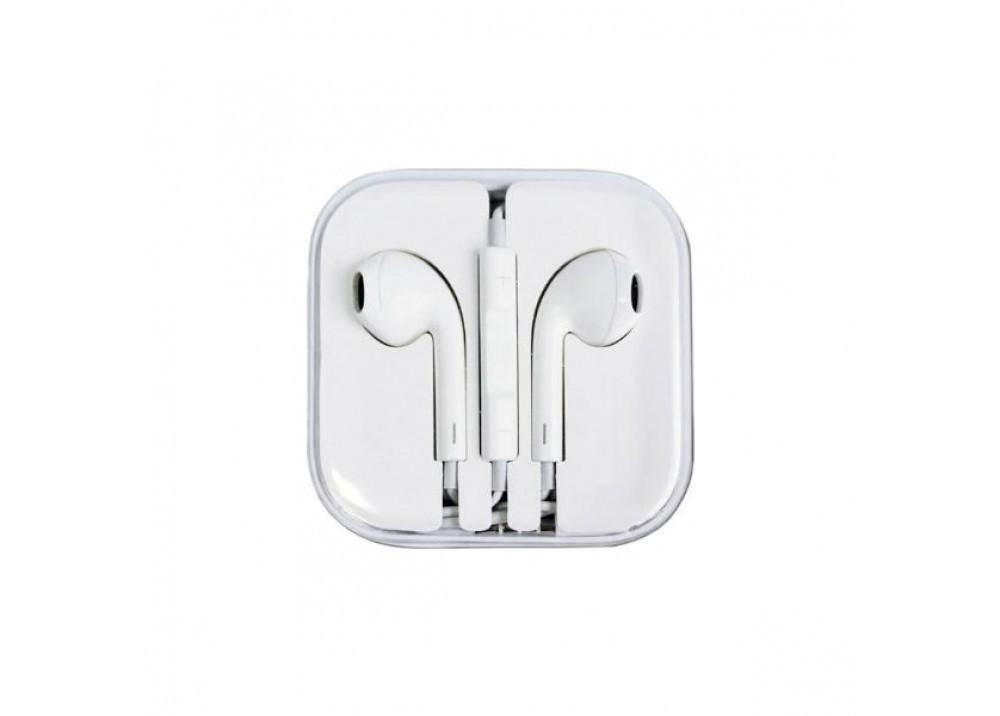 APPLE EARPODS WITH 3.5MM HEADPHONE PLUG WHITE