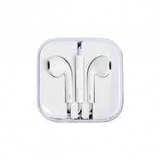 APPLE EARPODS WITH 3.5MM HEADPHONE PLUG WHITE