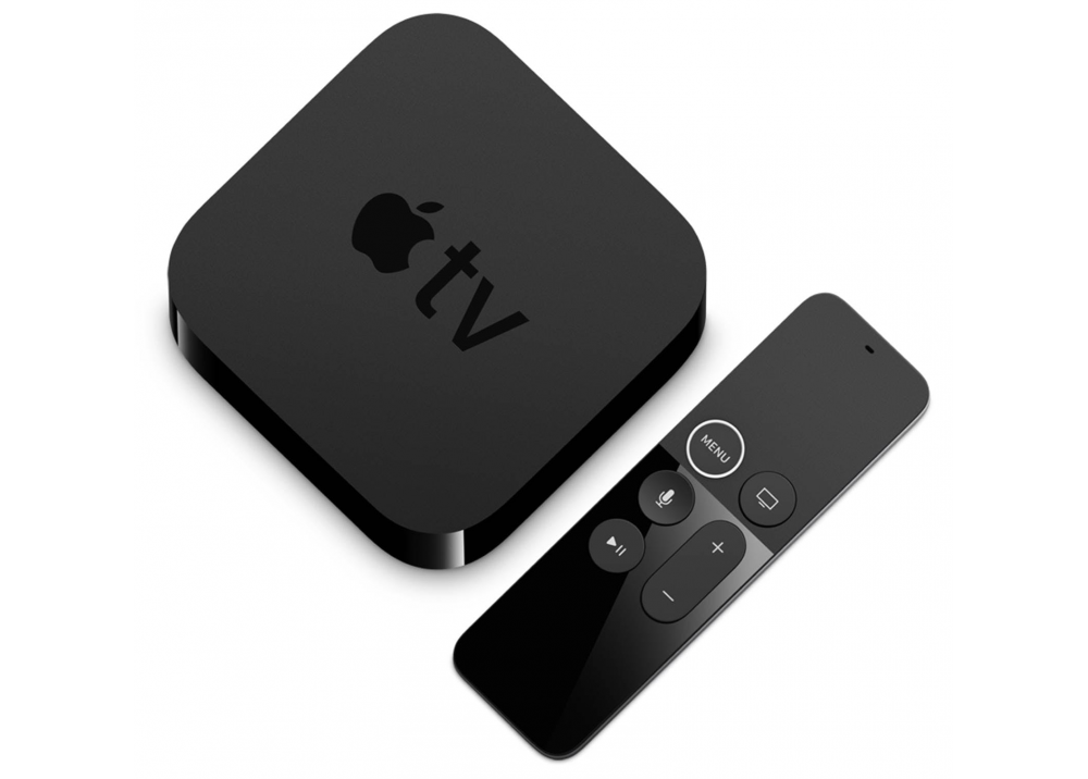 APPLE TV 4K MP7P2 64G BLACK