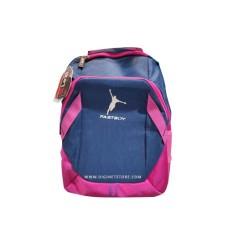 """ليكسي حقيبة  LP.1616 19"""" أزرق داكن & زهر"""