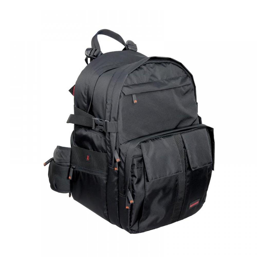 """PROMATE PROFESSIONAL BAG BAGPACK CAMERA & LAPTOP 15.6"""" BLACK"""