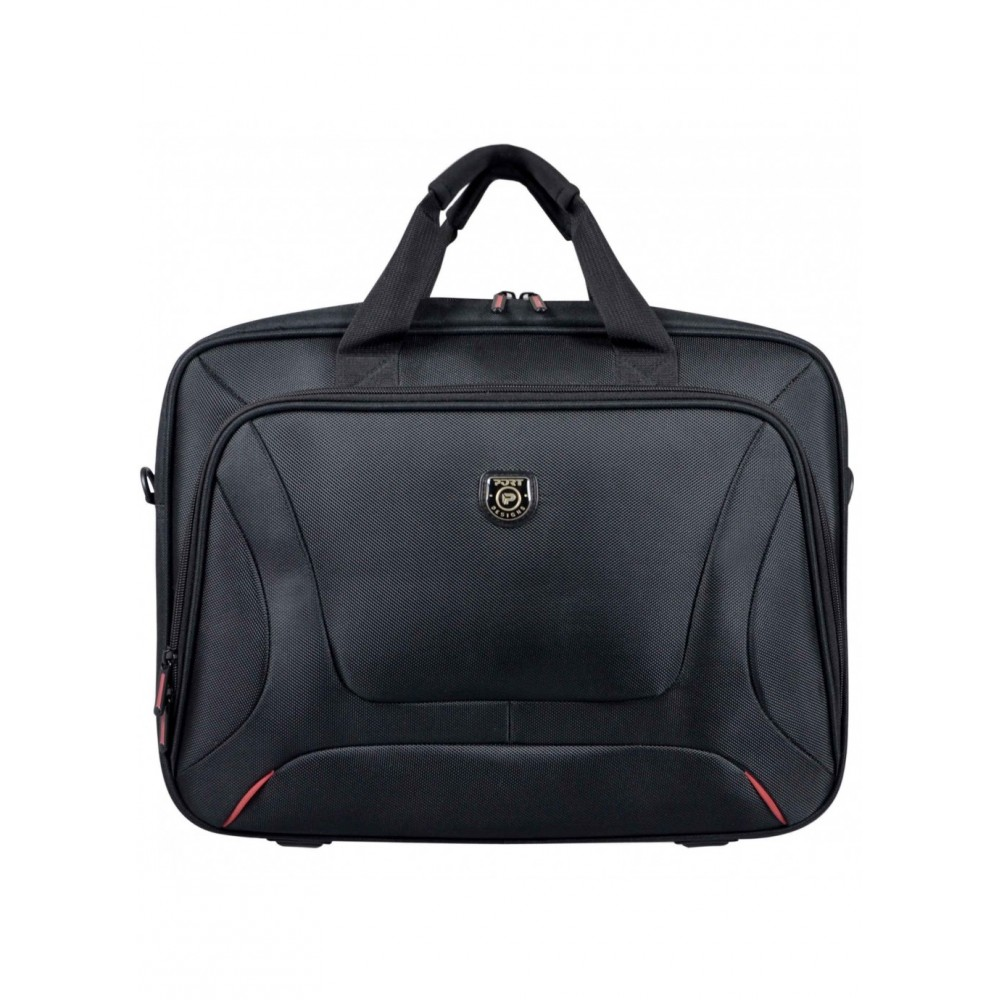 "PORT LAPTOP BAG COURCHEVEL TOPLOADING 13.3"" BLACK"