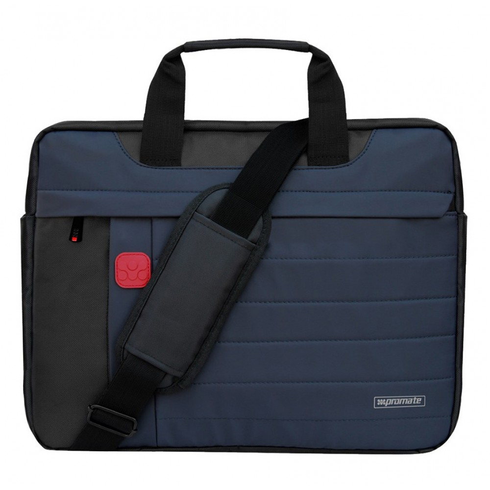 "PROMATE BAG URBANER-MB 15.6"" BLUE"