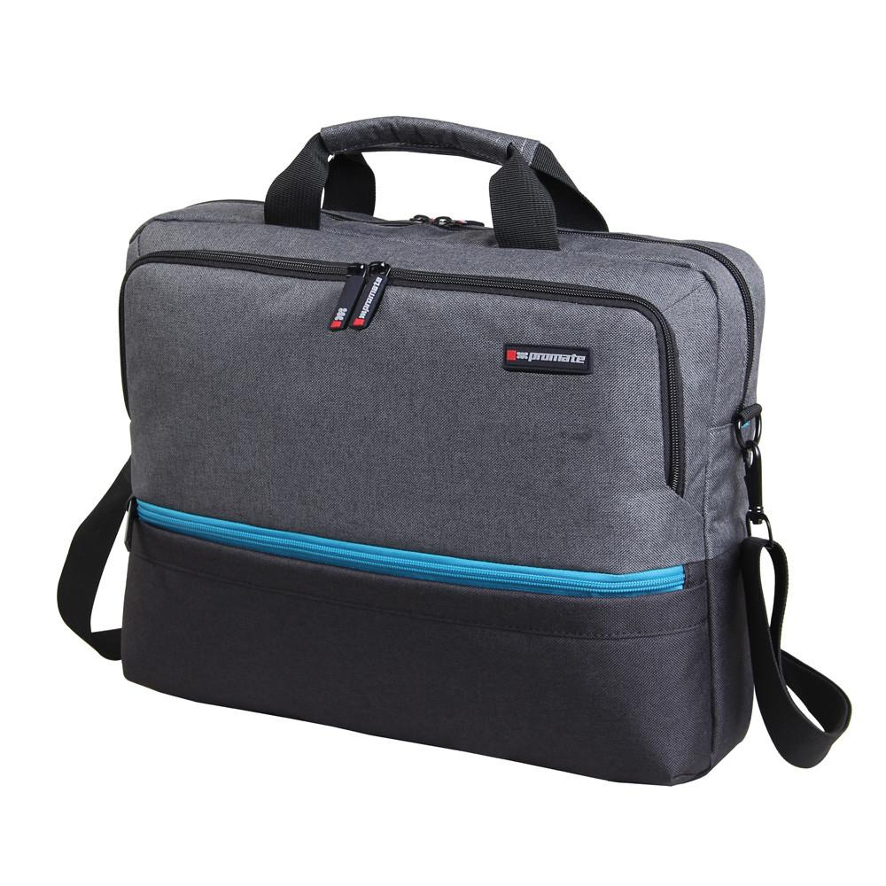 PROMATE BAG ASCEND-MB.GREY 15.6""