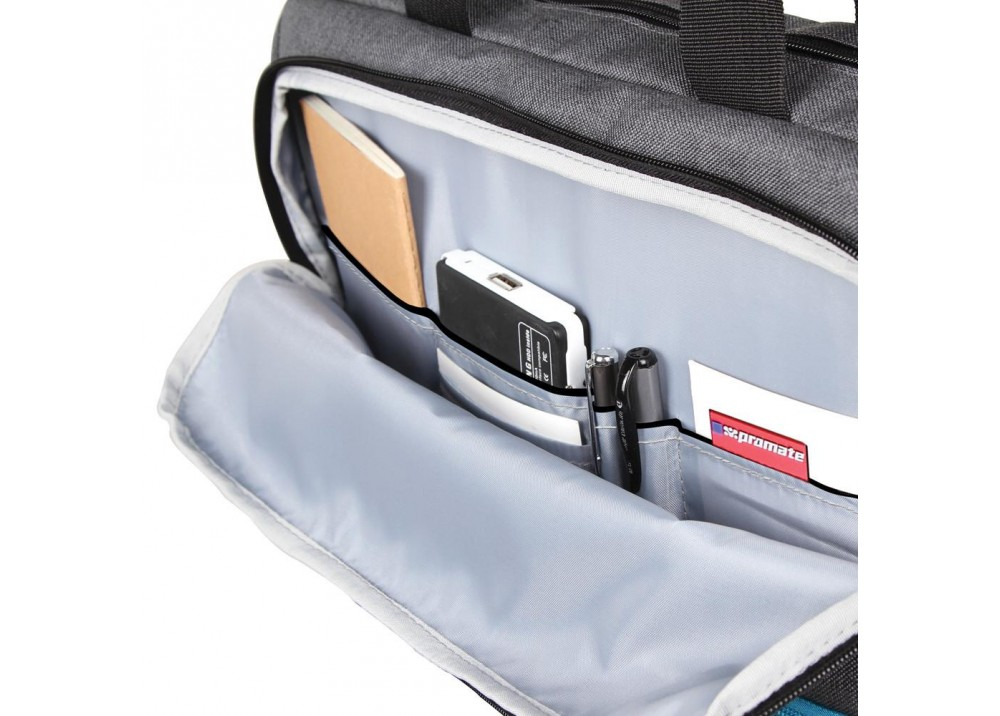"PROMATE BAG ASCEND-MB 15.6"" GREY"