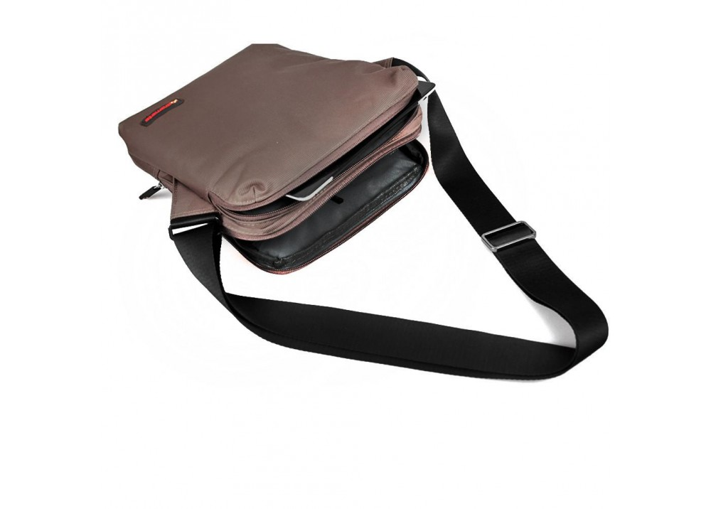 """PROMATE BAG FOR TABLET QUIRE 10.5"""" BROWN"""
