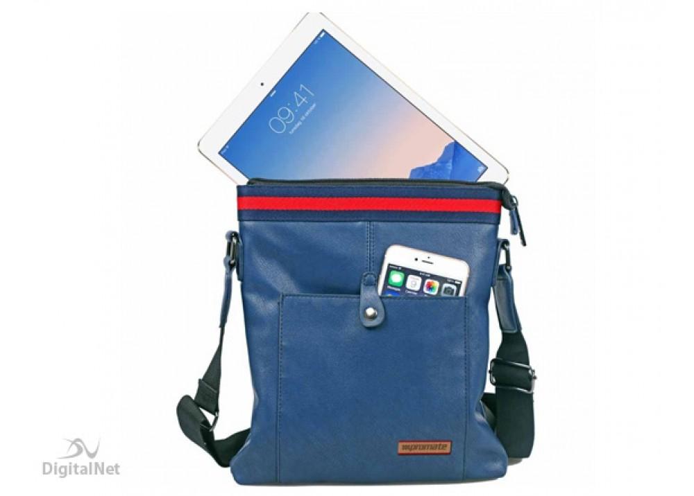 """PROMATE BAG FOR TABLET TABPAK 10.1"""" BLUE"""