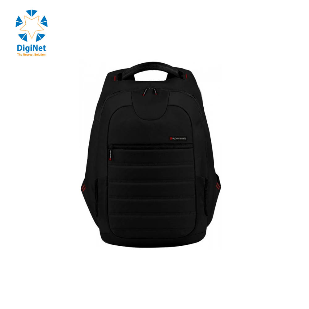 "PROMATE  LAPTOP BAG BACKPACK ZEST 15.4"" BLACK"
