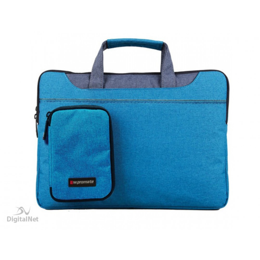 "PROMATE LAPTOP BAG DESIRE-S  11.6"" BLUE"