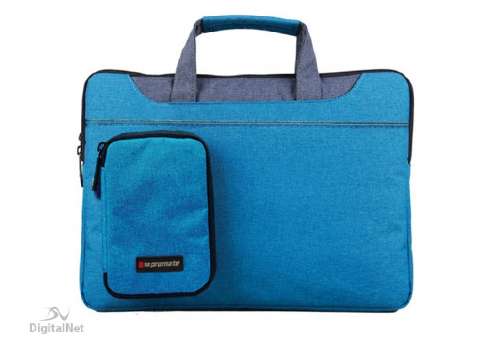 "PROMATE LAPTOP BAG DESIRE-S  11.6"" BLUE"