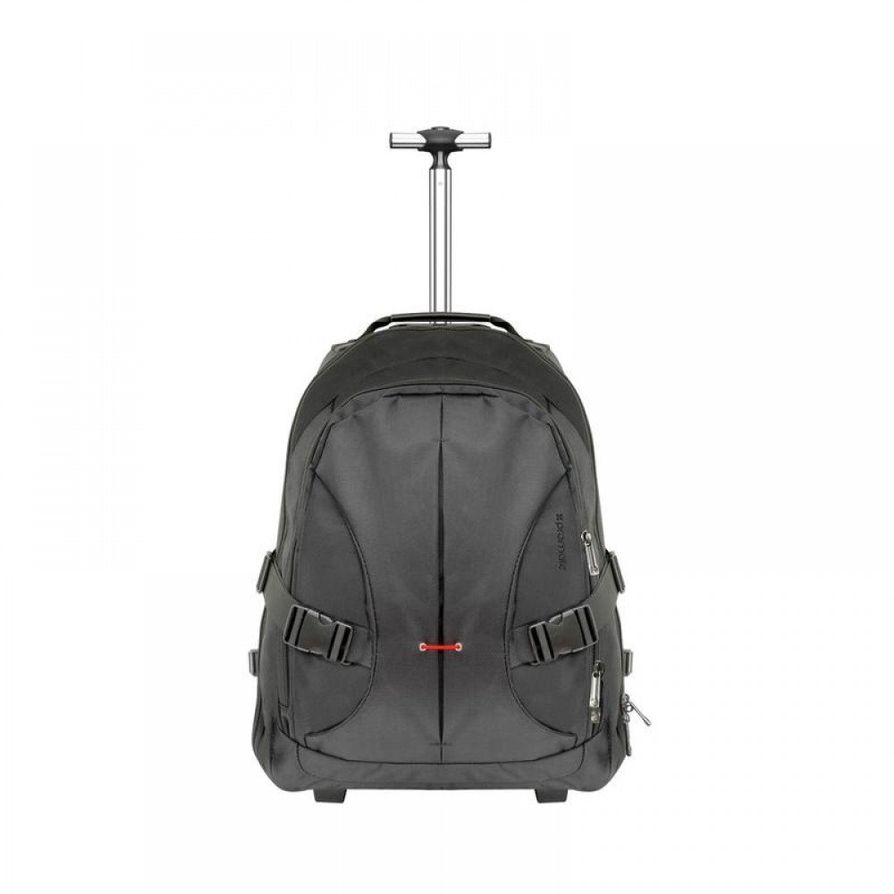 """PROMATE LAPTOP BAG BACKPACK ROVER TROLLEY 18"""" BLACK"""