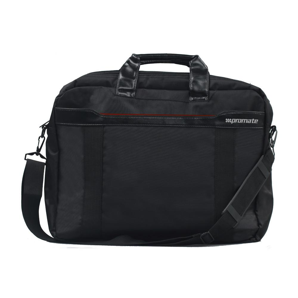 "PROMATE  LAPTOPS BAG SOLO‐MB.15.6"" BLACK"