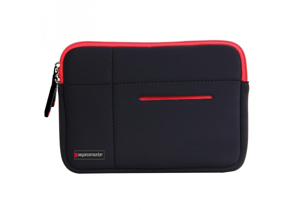 "PROMATE  LAPTOPS BAG ZIPPER‐S.12"" BLACK"