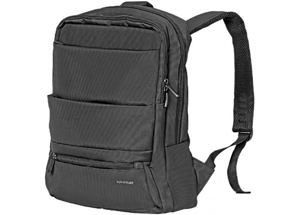 "PROMATE LAPTOP BAG BAGPACK APOLLO-BP 15.6"" BLACK"