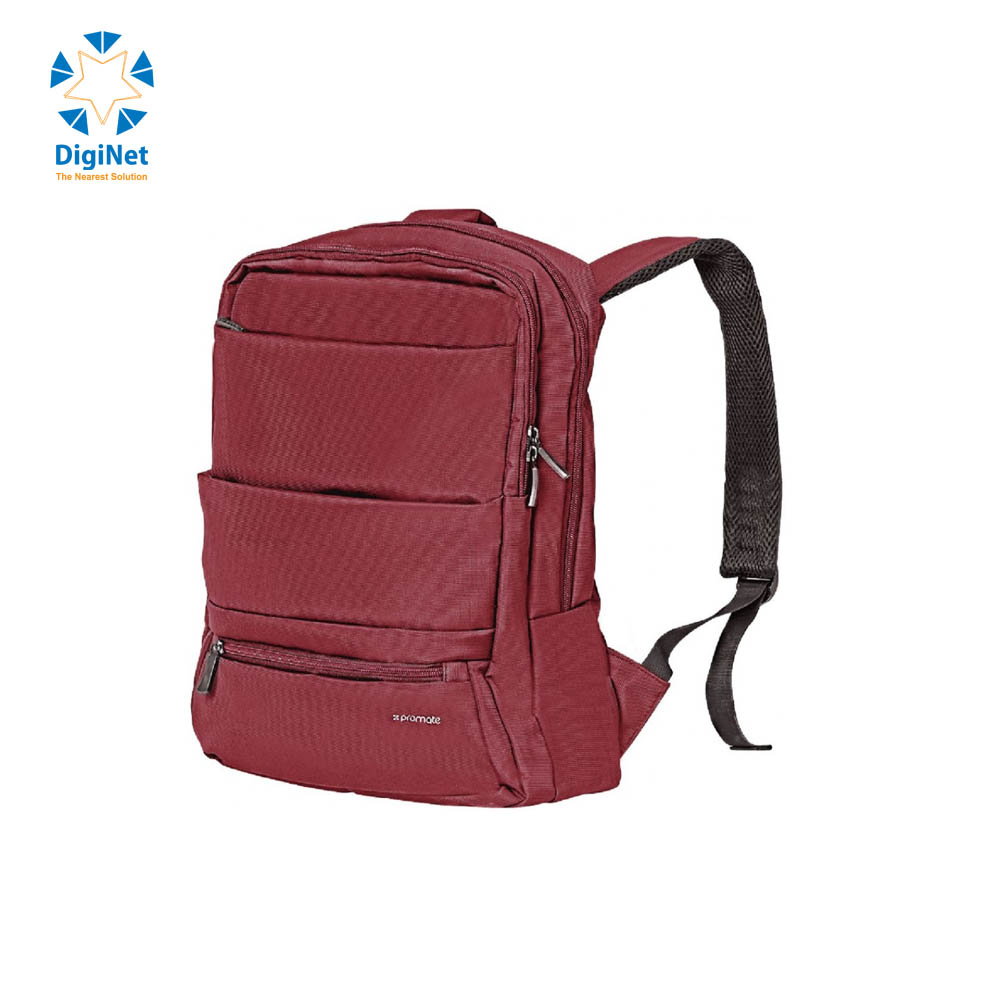 "PROMATE BACKPACK APOLLO-BP 15.6"" RED"