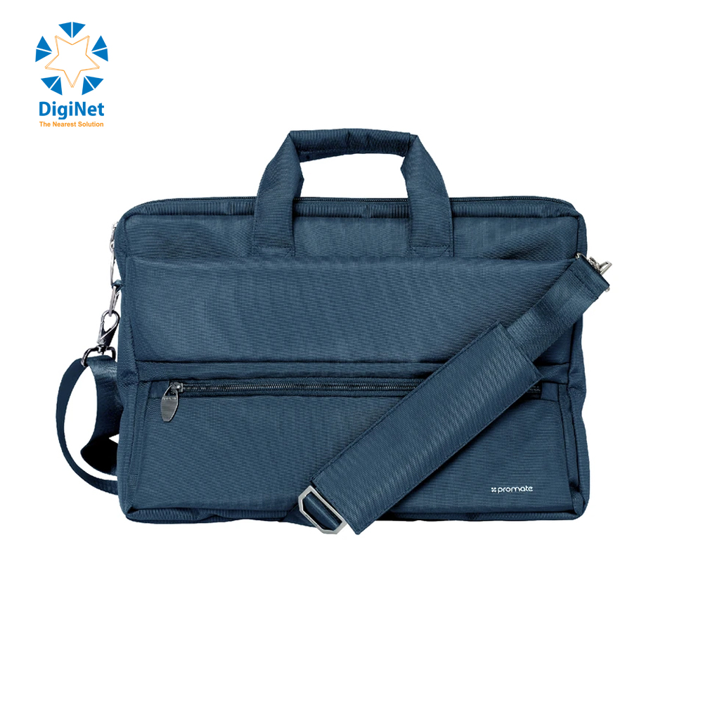 "PROMATE BAG APOLLO-MB 15.6"" BLUE"